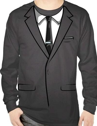 Archer Suit Long Sleeves