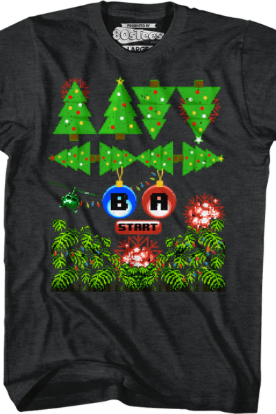 30 Lives On Christmas Contra