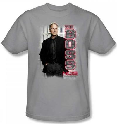 NCIS The Boss Gibbs