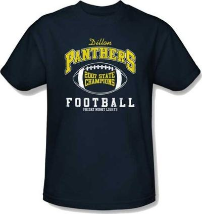 Dillon Panthers 2007 State Champions