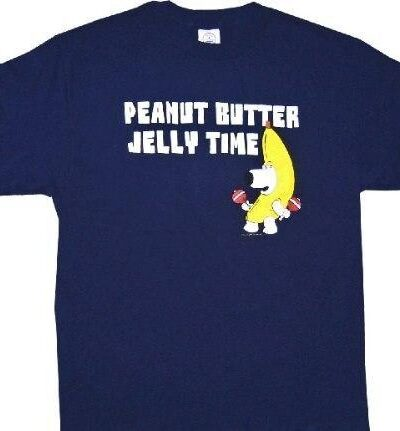 Family Guy Peanut Butter Jelly Time