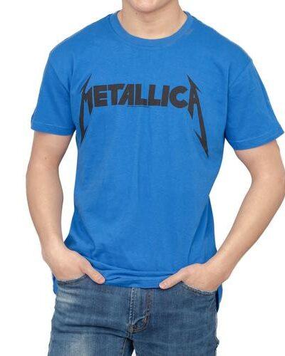 Metallica T Shirt Featured on Beavis & Butthead