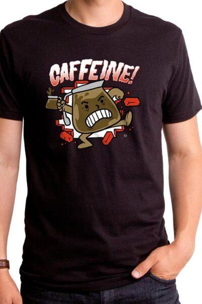 CAFFEINE MEN'S T-SHIRT