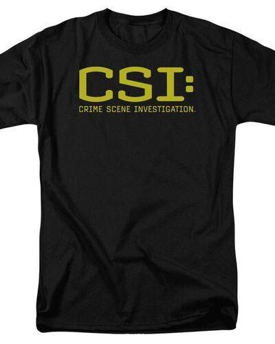 CSI Crime Scene Investigation Logo