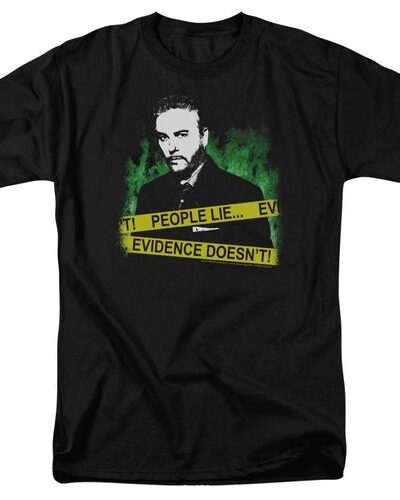 CSI Peope Lie, Evidence Doesn't