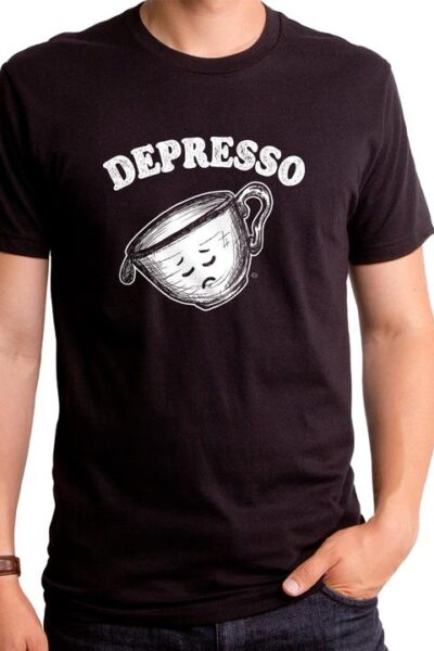 DEPRESSO MEN'S T-SHIRT
