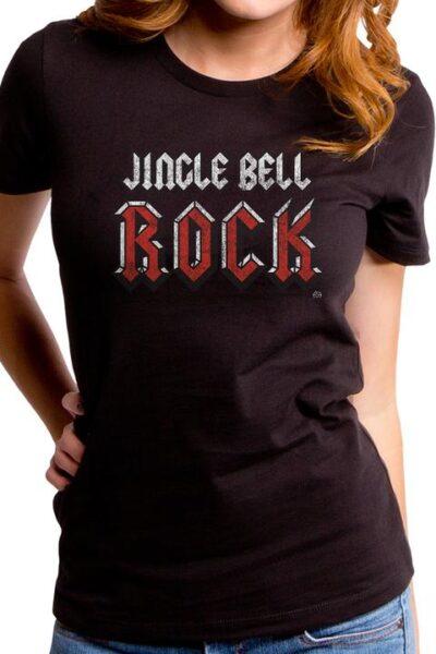 JINGLE BELL ROCK WOMEN'S T-SHIRT
