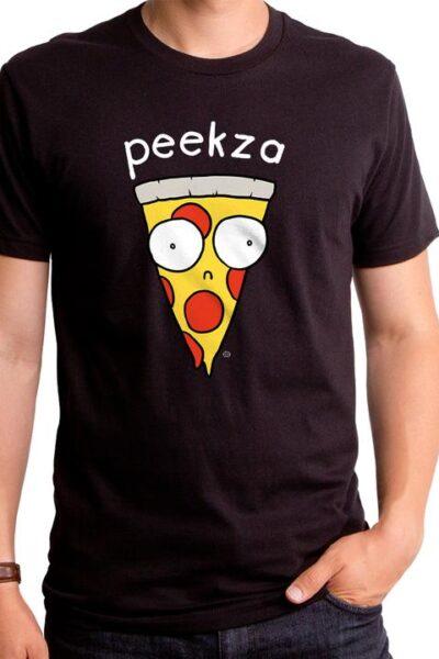 PEEKZA MEN'S T-SHIRT