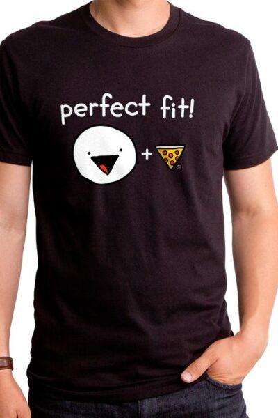 PERFECT FIT MEN'S T-SHIRT
