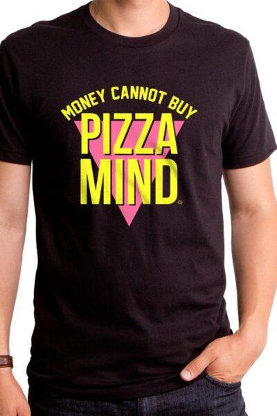 PIZZA MIND MEN'S T-SHIRT