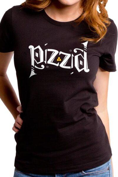 PIZZA PIZZA WOMEN'S T-SHIRT