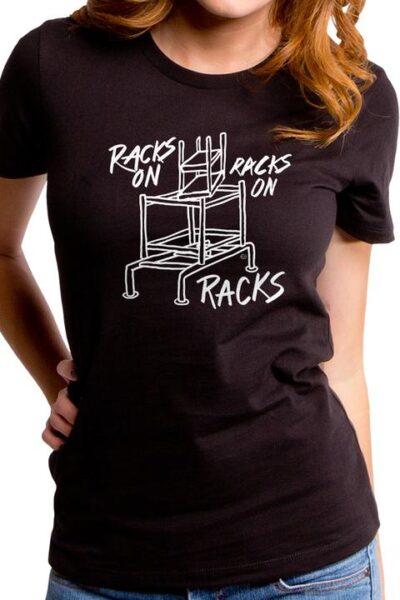 RACKS WOMEN'S T-SHIRT