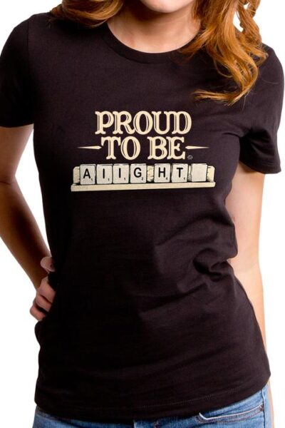 SCRABBLE NIGHT WOMEN'S T-SHIRT