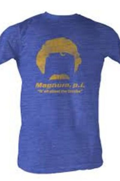 Magnum P.I. It's All About the Stache