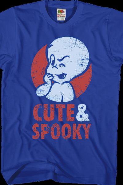 Cute and Spooky Casper the Friendly Ghost