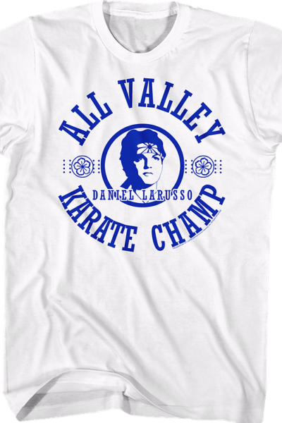 All Valley Champ Karate Kid