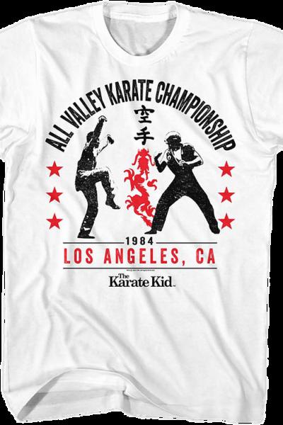 All Valley Championship Karate Kid