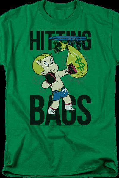Hitting Bags Richie Rich