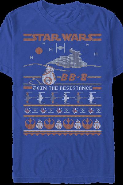 BB-8 Faux Sweater Star Wars