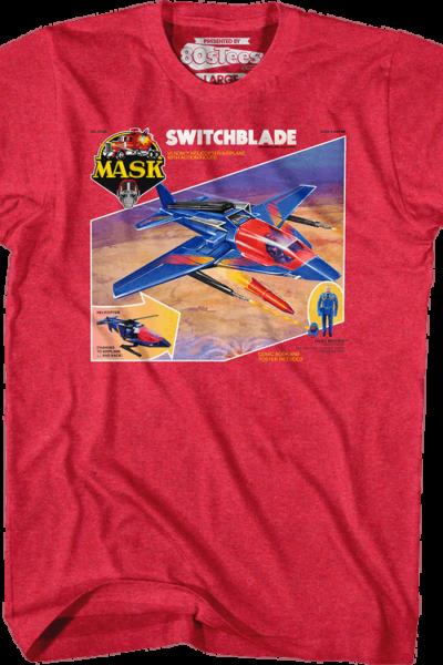 Retro Box Art Switchblade MASK