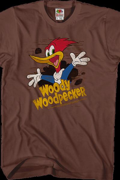 Breakthrough Woody Woodpecker