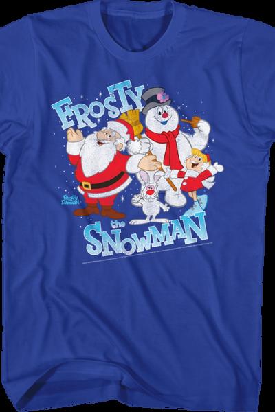 Cast Frosty The Snowman