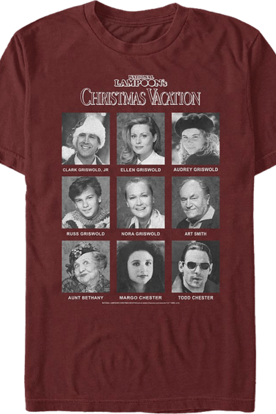 Cast Photos National Lampoon's Christmas Vacation
