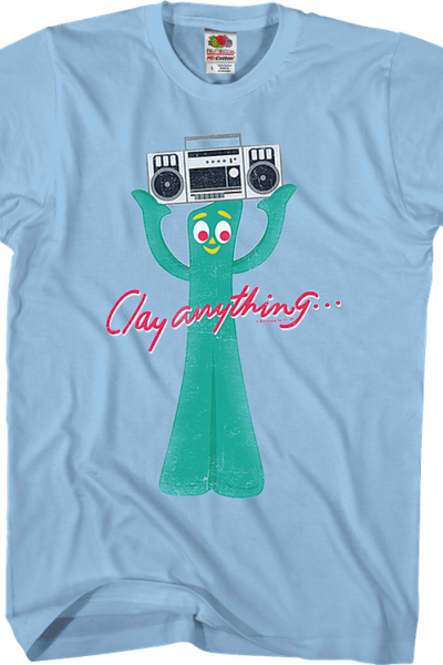 Clay Anything Gumby