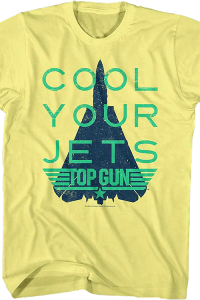 Cool Your Jets Top Gun