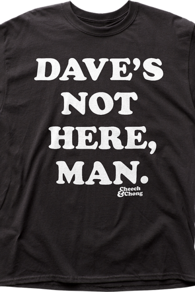 Dave's Not Here Cheech and Chong