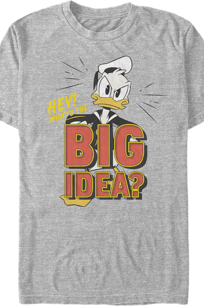 Donald Duck What's The Big Idea DuckTales