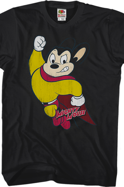 Heroic Pose Mighty Mouse
