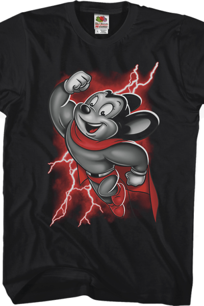 Lightning Mighty Mouse