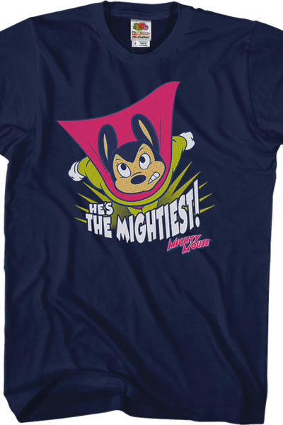 He's The Mightiest Mighty Mouse