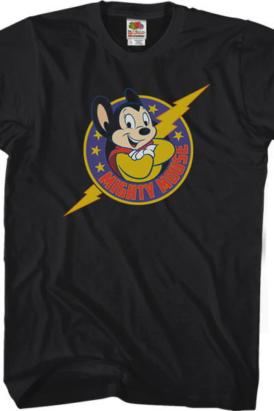 Lightning Bolt Mighty Mouse