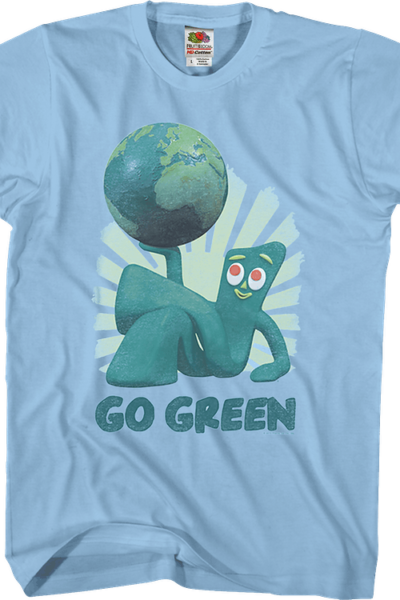 Go Green Gumby