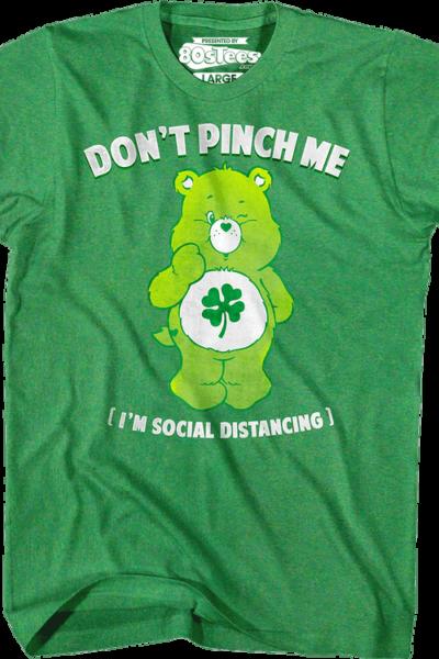 Good Luck Bear Don't Pinch Me I'm Social Distancing Care Bears