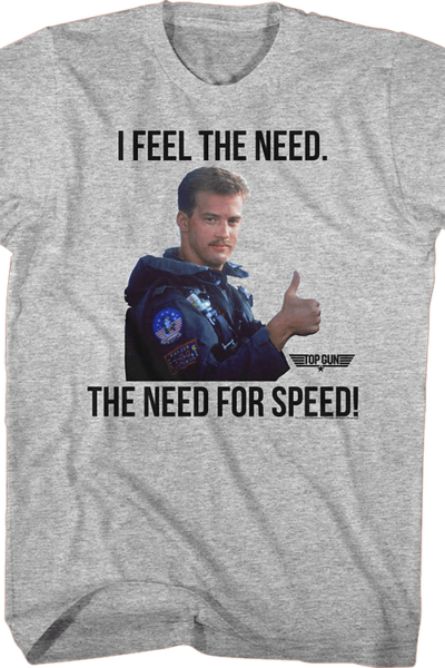 Goose The Need For Speed Top Gun