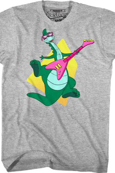 Guitar Denver The Last Dinosaur