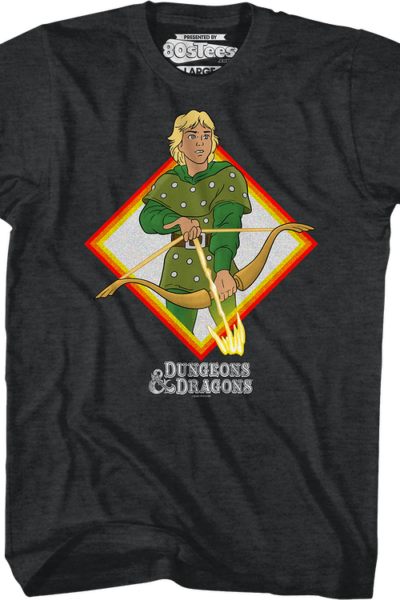 Hank the Ranger Dungeons & Dragons