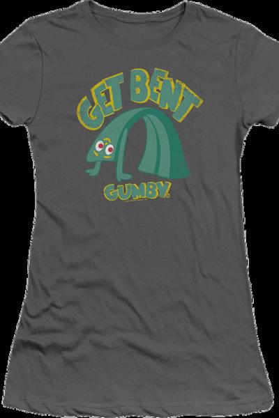 Ladies Get Bent Gumby