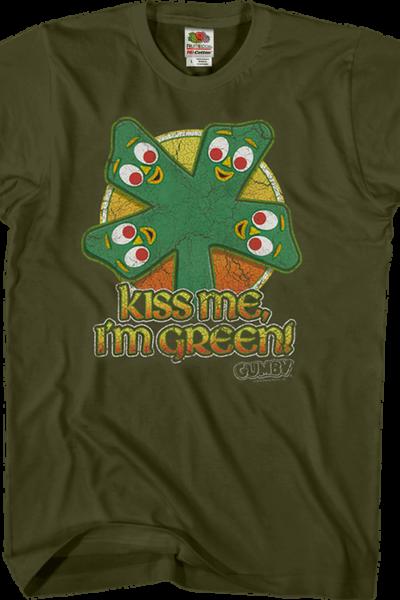 Kiss Me Gumby
