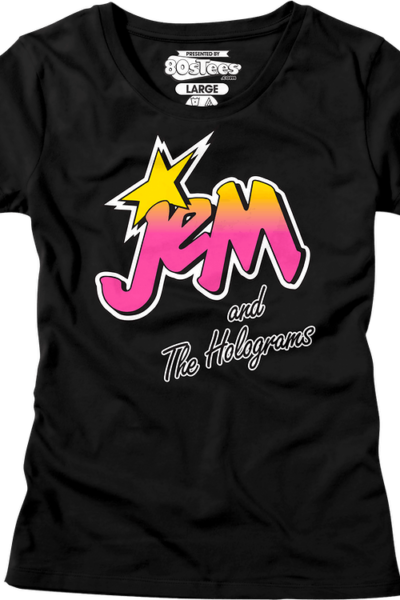 Womens Jem and the Holograms