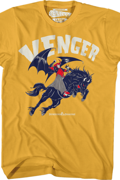 Leaping Venger Dungeons & Dragons