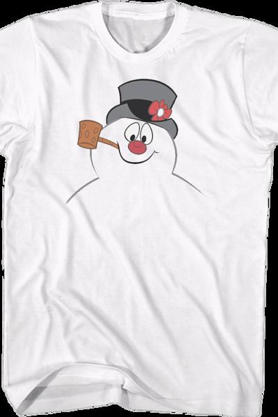 Living Snowman Frosty The Snowman