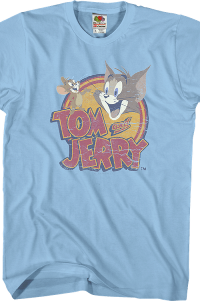 Logo Tom and Jerry