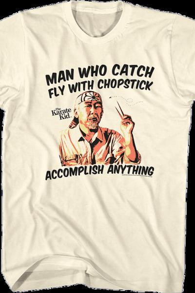 Miyagi Chopsticks Karate Kid