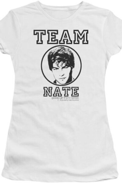 Gossip Girl Team Nate White