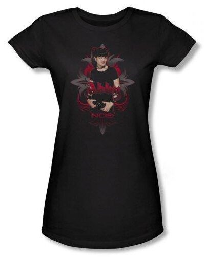 NCIS Abby Gothic Juniors Black