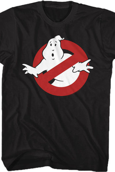 No Ghost Logo Real Ghostbusters